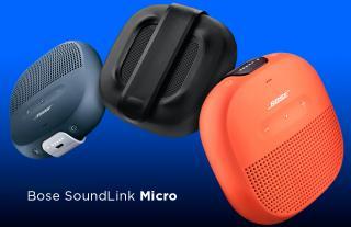 SoundLink® Micro уже в продаже!