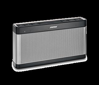 SoundLink® Bluetooth® III Мобильная музыкальная система