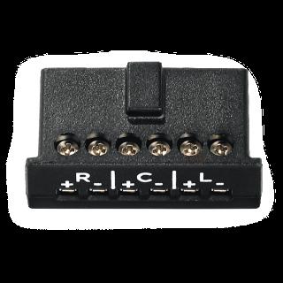 Адаптер для подключения центрального канала OmniJewel